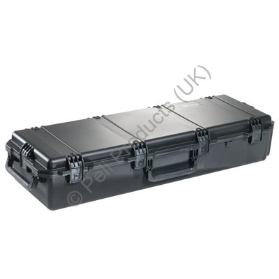 iM3220 case with lid and base foam - Black
