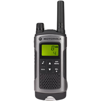 T80 radio (pair with dual charger)
