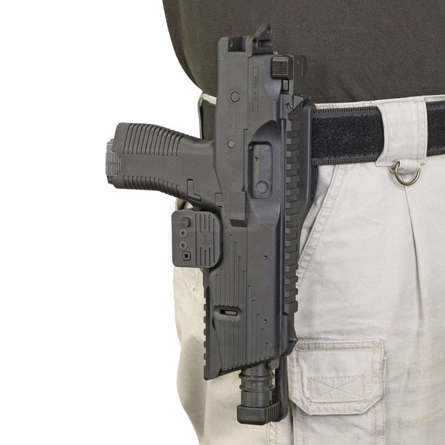 Hip holster for B&T MP9/TP9 (R/H)