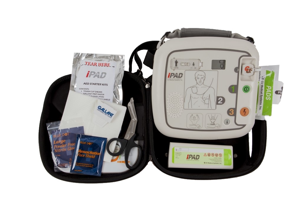 SP1 Semi-automatic AED