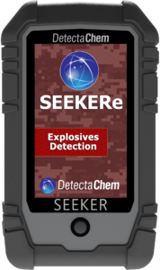 SEEKERe - Explosives Detection